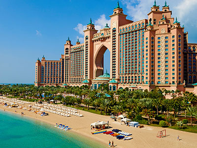 Atlantis The Palm, Dubai, ОАЭ