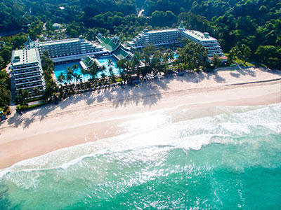Le Meridien Phuket Beach Resort, Таиланд